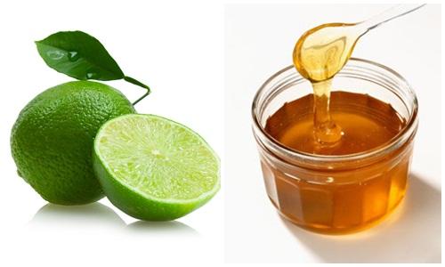 giảm mỡ bụng bằng chanh và mật ong
