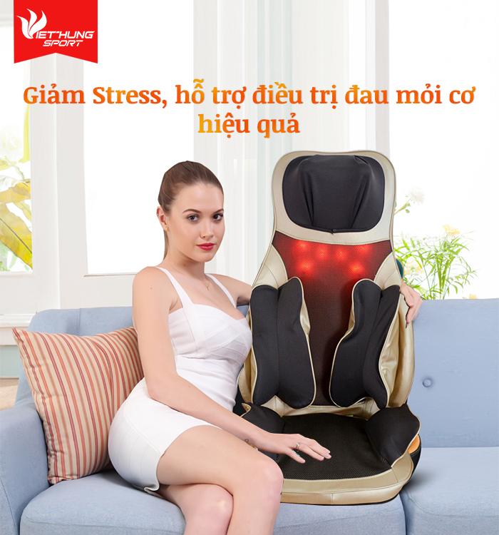ghế đệm massage 115