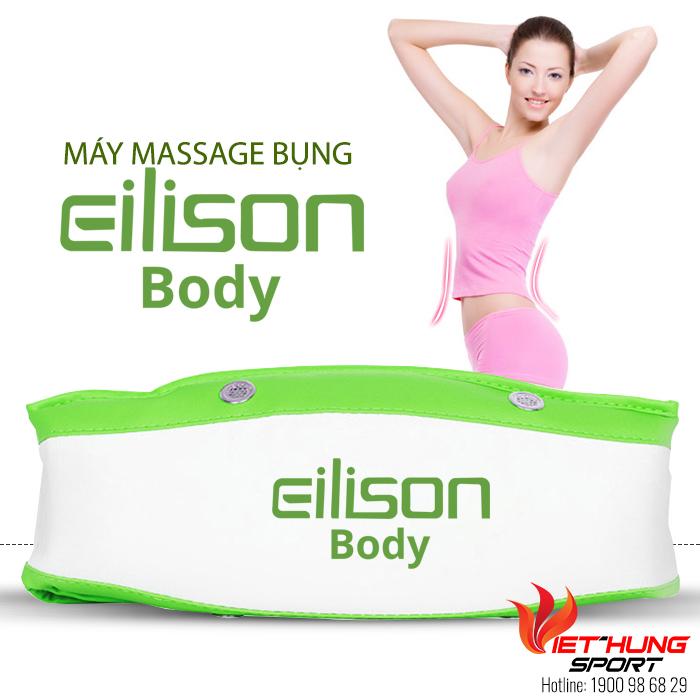 Đai massage eilison body