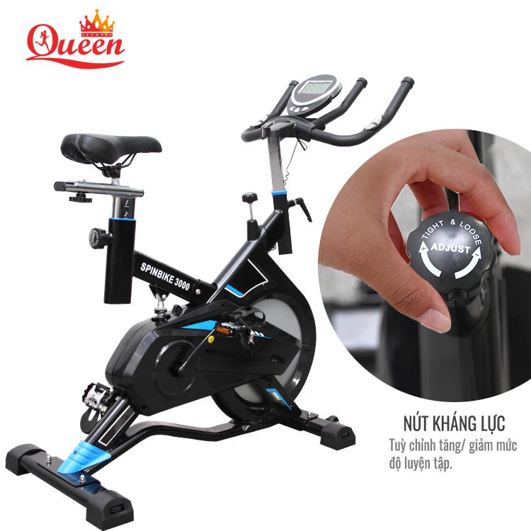 xe đạp x spinbike