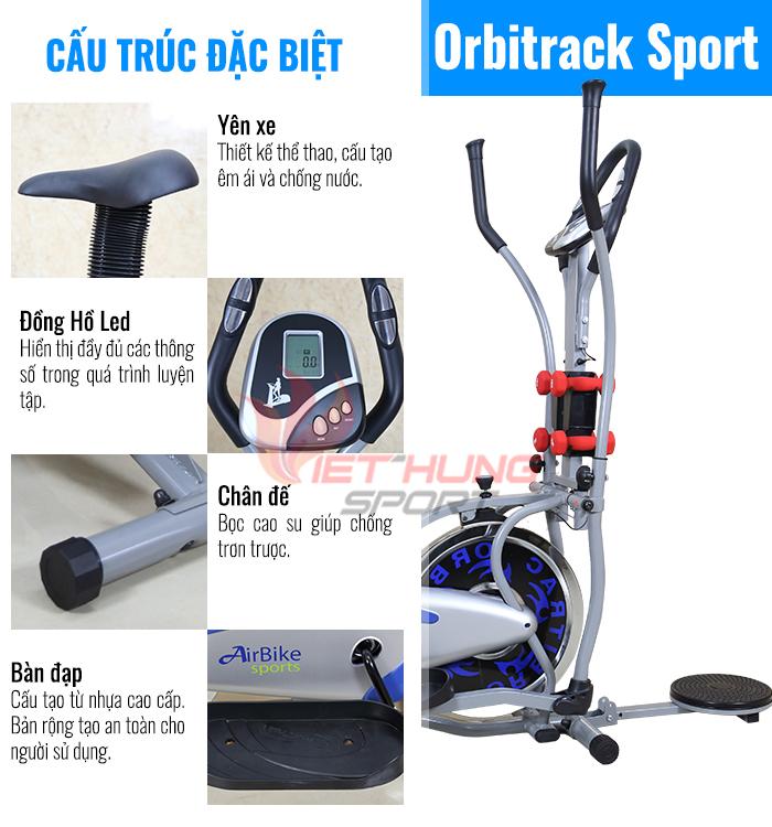 xe đạp tập Orbitrack