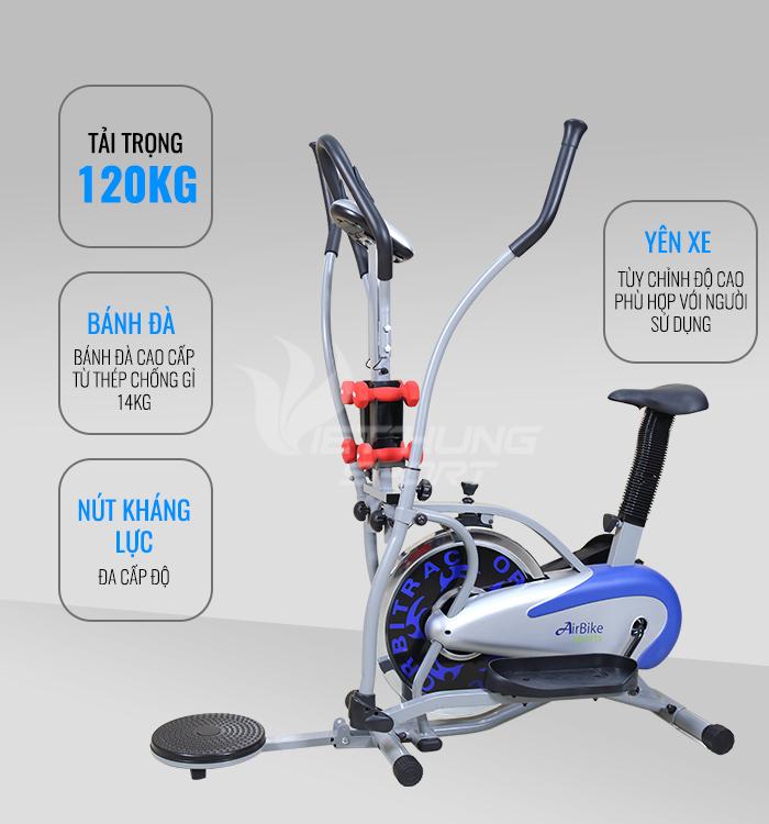 xe đạp Orbitrack