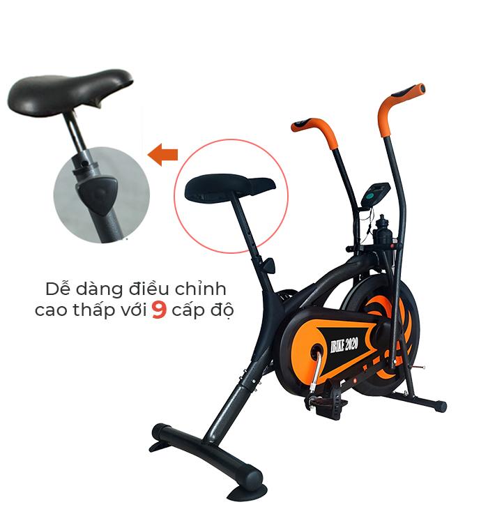 xe đạp ibike 2020