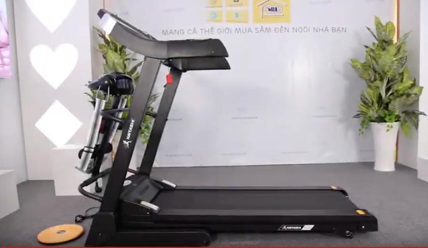máy chạy bộ đa năng t500
