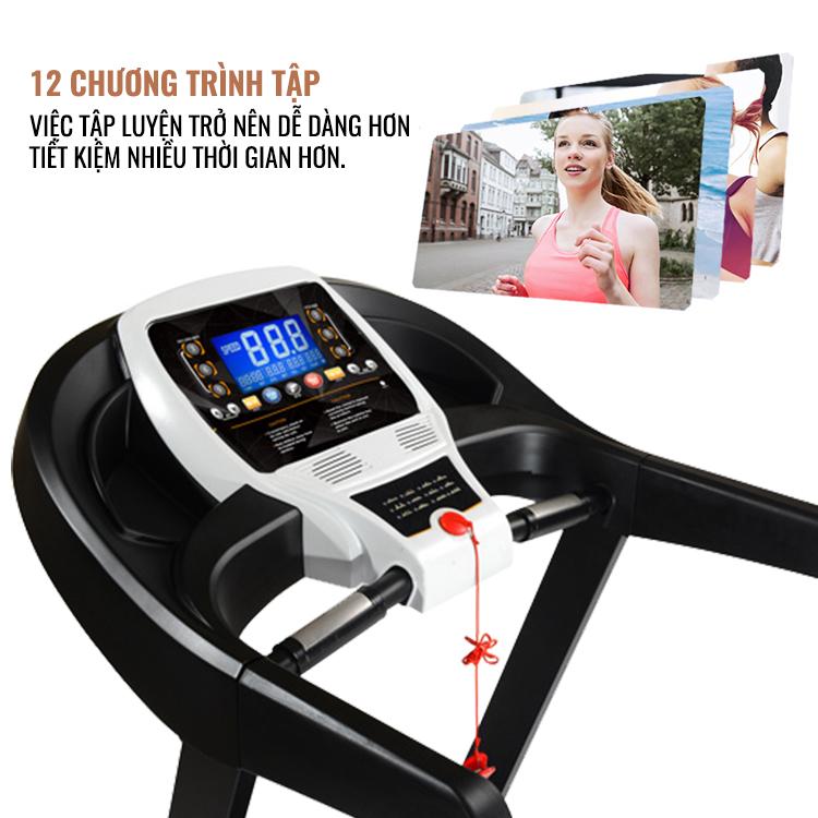 máy chạy bộ đa năng treadmill-good